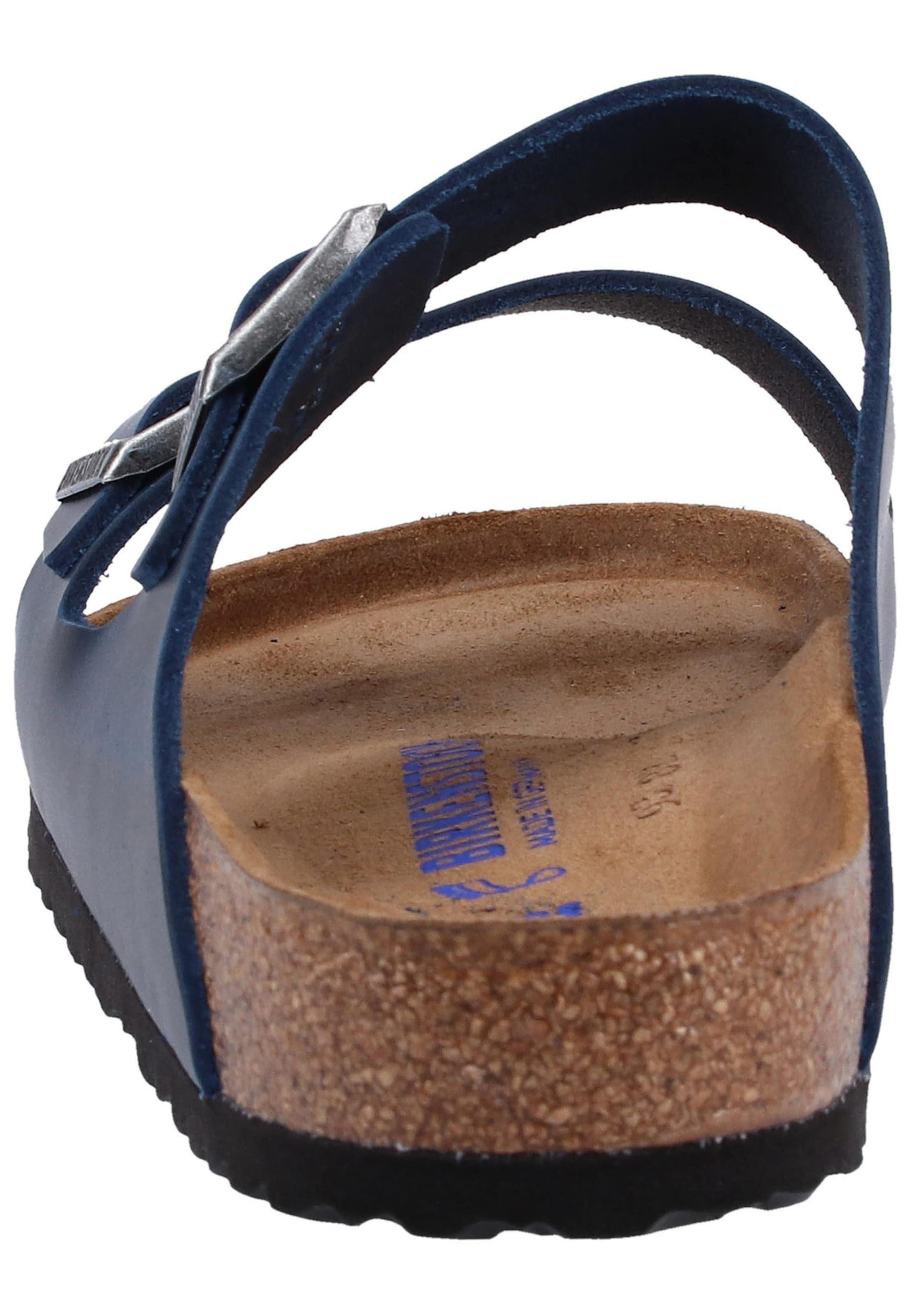 In Birkenstock 'arizona' Sandale In Marine Sandale 'arizona' Birkenstock Aj5c4q3LSR