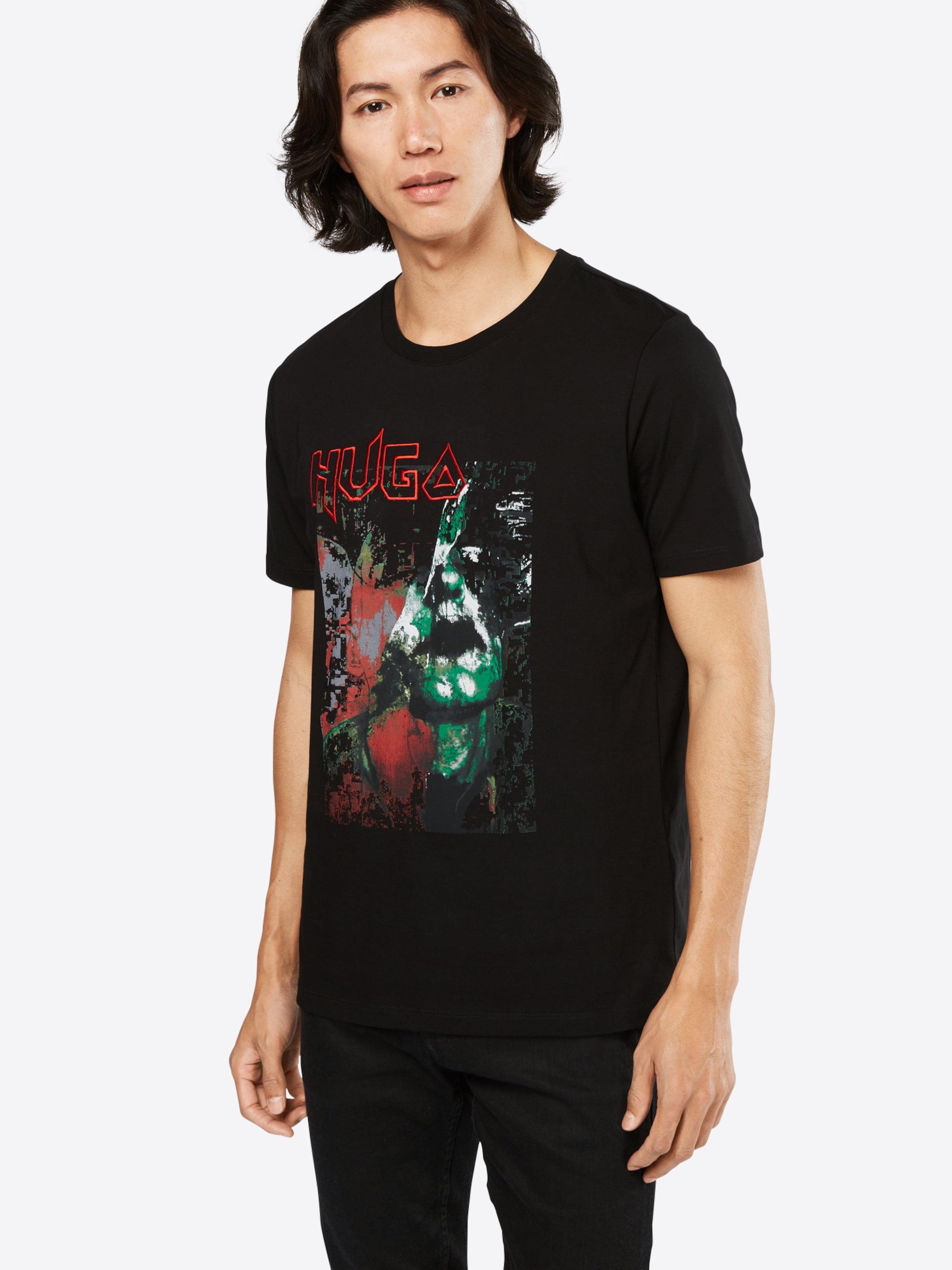 Neue Stile Verkauf Online Freies Verschiffen Die Besten Preise HUGO T-Shirt 'Detallic 10205074 01' Spielraum Erhalten Zu Kaufen 4EyIkO
