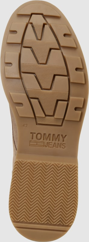 Tommy Jeans Winter-Stiefel Winter-Stiefel Winter-Stiefel aus Veloursleder eab147