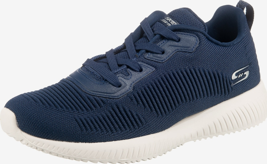 SKECHERS Sneaker 'Bobs Squad - Tough Talk' in navy, Produktansicht