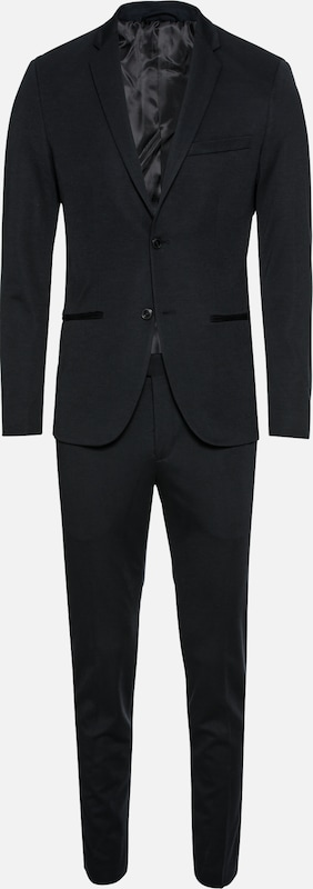 JACK & JONES Anzug 'JPRSTEVEN SUIT' in navy, Produktansicht