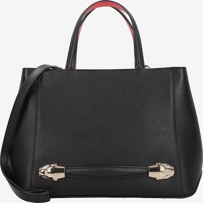 roberto cavalli Leila Handtasche Leder 30 cm in schwarz, Produktansicht