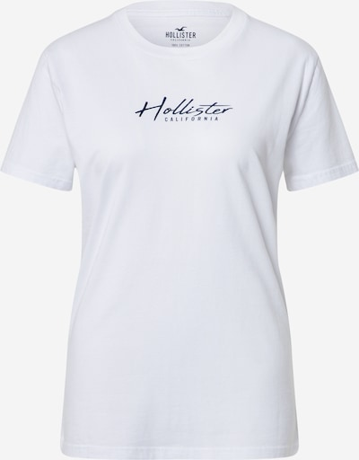 HOLLISTER Shirt in weiß, Produktansicht