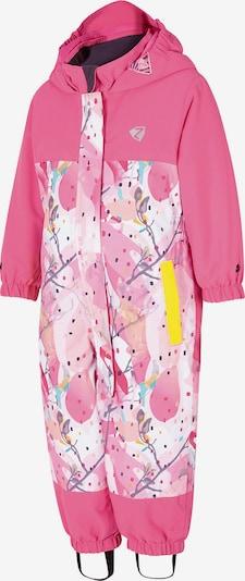 ZIENER Overall 'Anup' in mischfarben / pink, Produktansicht