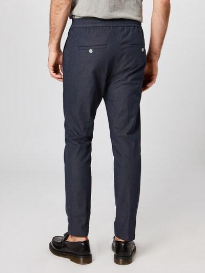 DRYKORN Pantalon 'JEGER' en bleu foncé: Vue de dos