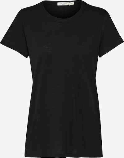 rag & bone T-shirt 'The Tee' in schwarz, Produktansicht