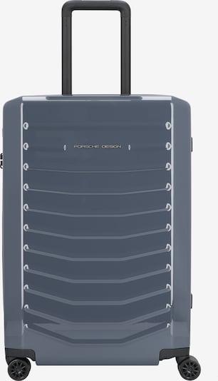 Porsche Design Trolley in rauchblau, Produktansicht