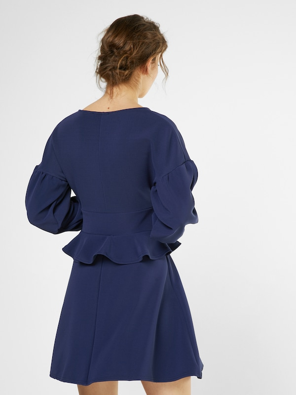 Lost Ink Kleid 'FIT AND FLARE'