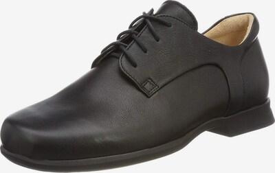 THINK! Schnürschuhe in schwarz, Produktansicht
