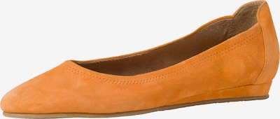 TAMARIS Balerīntipa apavi oranžs, Preces skats