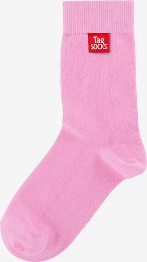 Tag SOCKS Socken 'Colour Explosion' in pink, Produktansicht