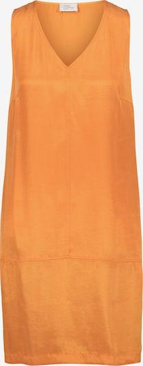 Vera Mont Sommerkleid gerader Schnitt in orange, Produktansicht