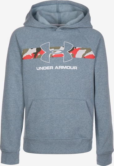 UNDER ARMOUR Sweatshirt 'Rival' in graumeliert, Produktansicht