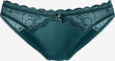 LASCANA Kalhotky - smaragdová: Pohled zepředu