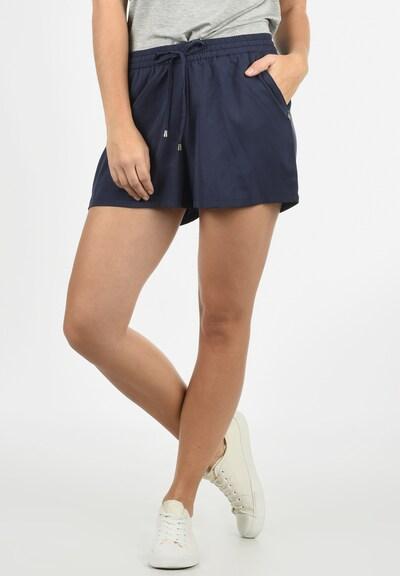 Blend She Shorts 'Amal' in navy, Produktansicht