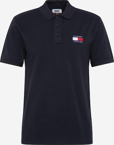 Tommy Jeans Poloshirt 'BADGE POLO' in schwarz, Produktansicht