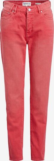 khujo Jeans 'Locklyn' in de kleur Rood, Productweergave