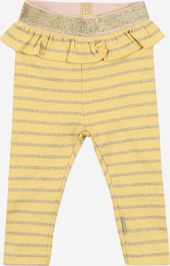 Hust & Claire Leggings 'Laerke' in gelb / gold, Produktansicht
