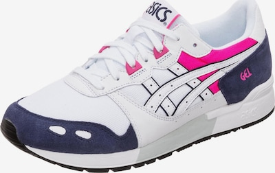 ASICS SportStyle Sneaker 'GEL-LYTE N' in dunkellila / pink / weiß, Produktansicht