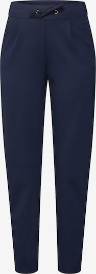 Pantaloni cutați 'Pretty' JACQUELINE de YONG pe navy, Vizualizare produs