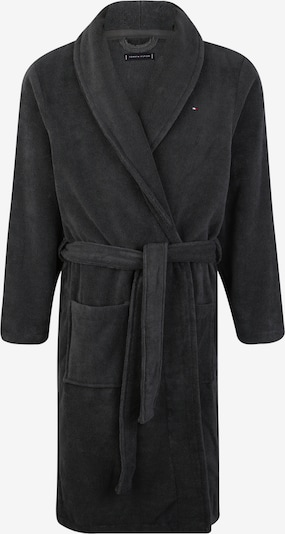 Tommy Hilfiger Underwear Peignoir long 'Icon bathrobe' en gris, Vue avec produit