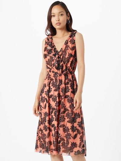 Trendyol Kleid in bordeaux / pastellrot: Frontalansicht