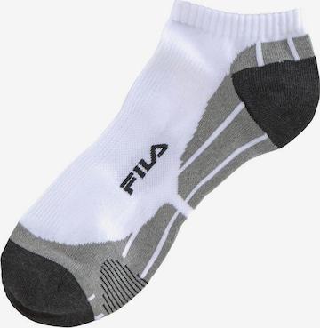 FILA Sneakersocken in Weiß