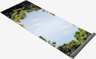 YOGISTAR.COM Yogamatte 'Hot Yoga Image' in mischfarben, Produktansicht