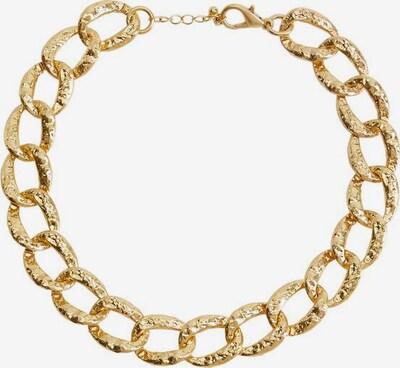 VIOLETA by Mango Halskette in gold, Produktansicht