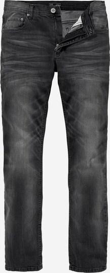 JOHN DEVIN Straight-Jeans in anthrazit, Produktansicht