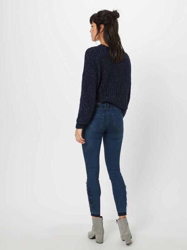 Gang Jeans 'NENA CROPPED CROPPED CROPPED - sia soft denim CROPPED' in Blau denim  Neue Kleidung in dieser Saison c41a5b