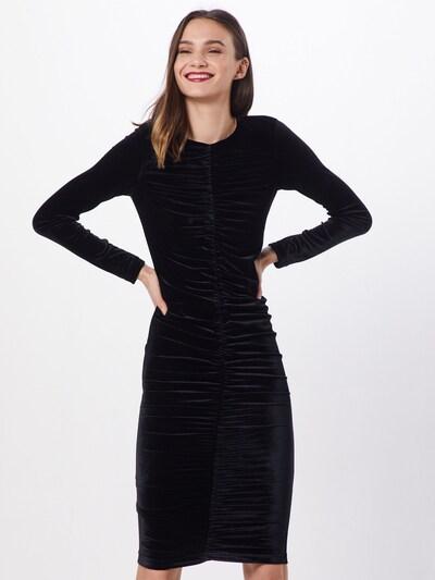 Bardot Kleid 'KAREN' in schwarz, Modelansicht
