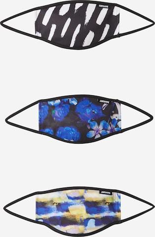 hype Stoffmasken '3er Pack FLORAL BRUSH' in Mischfarben