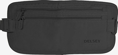 DELSEY Gürteltasche in schwarz, Produktansicht