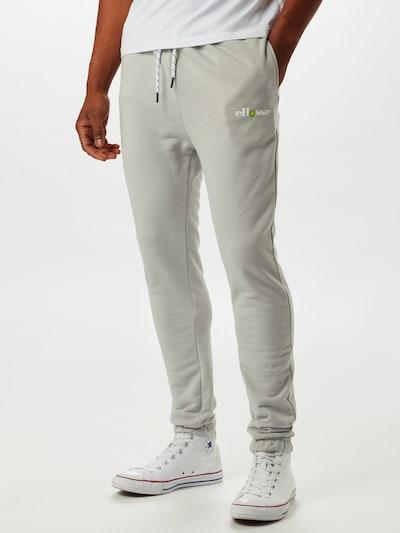 ELLESSE Pantalon 'SANT'ANDREA' en gris clair, Vue avec modèle