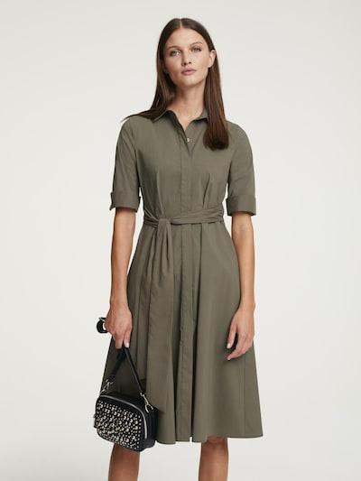 heine Šaty - olivová, Model/ka