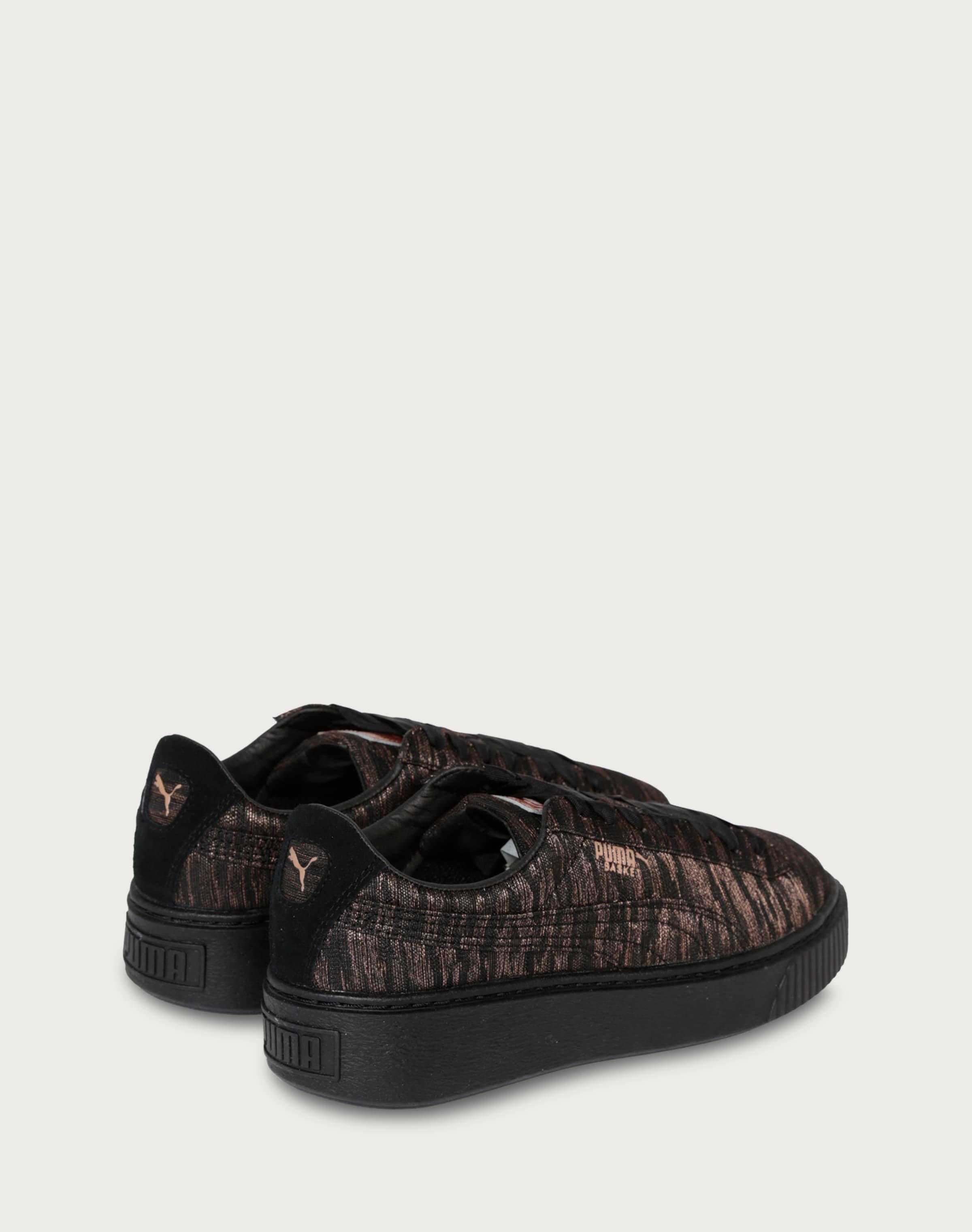 PUMA Sneaker 'Basket Platform' Billige Neuesten Kollektionen Verkauf Shop-Angebot T32VgsP1