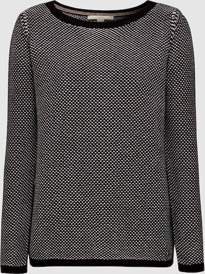 ESPRIT Strickpullover in schwarz, Produktansicht