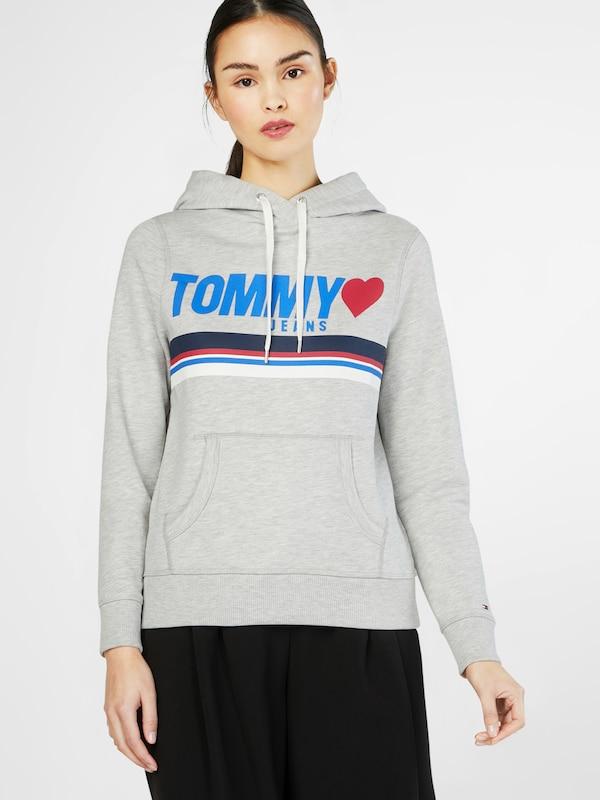Tommy Jeans Hoodie mit Logo
