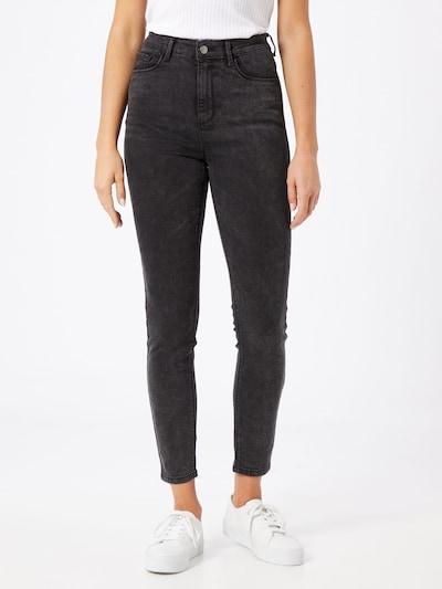 Jeans 'Daria' ABOUT YOU pe denim negru, Vizualizare model