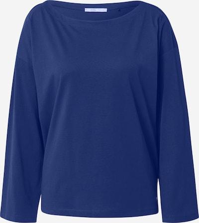 EDC BY ESPRIT Majica | modra barva: Frontalni pogled