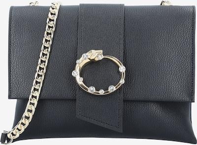 roberto cavalli Sidney Umhängetasche Leder 24 cm in schwarz, Produktansicht