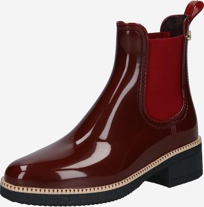Cizme de cauciuc 'AVA' LEMON JELLY pe roșu / burgund, Vizualizare produs