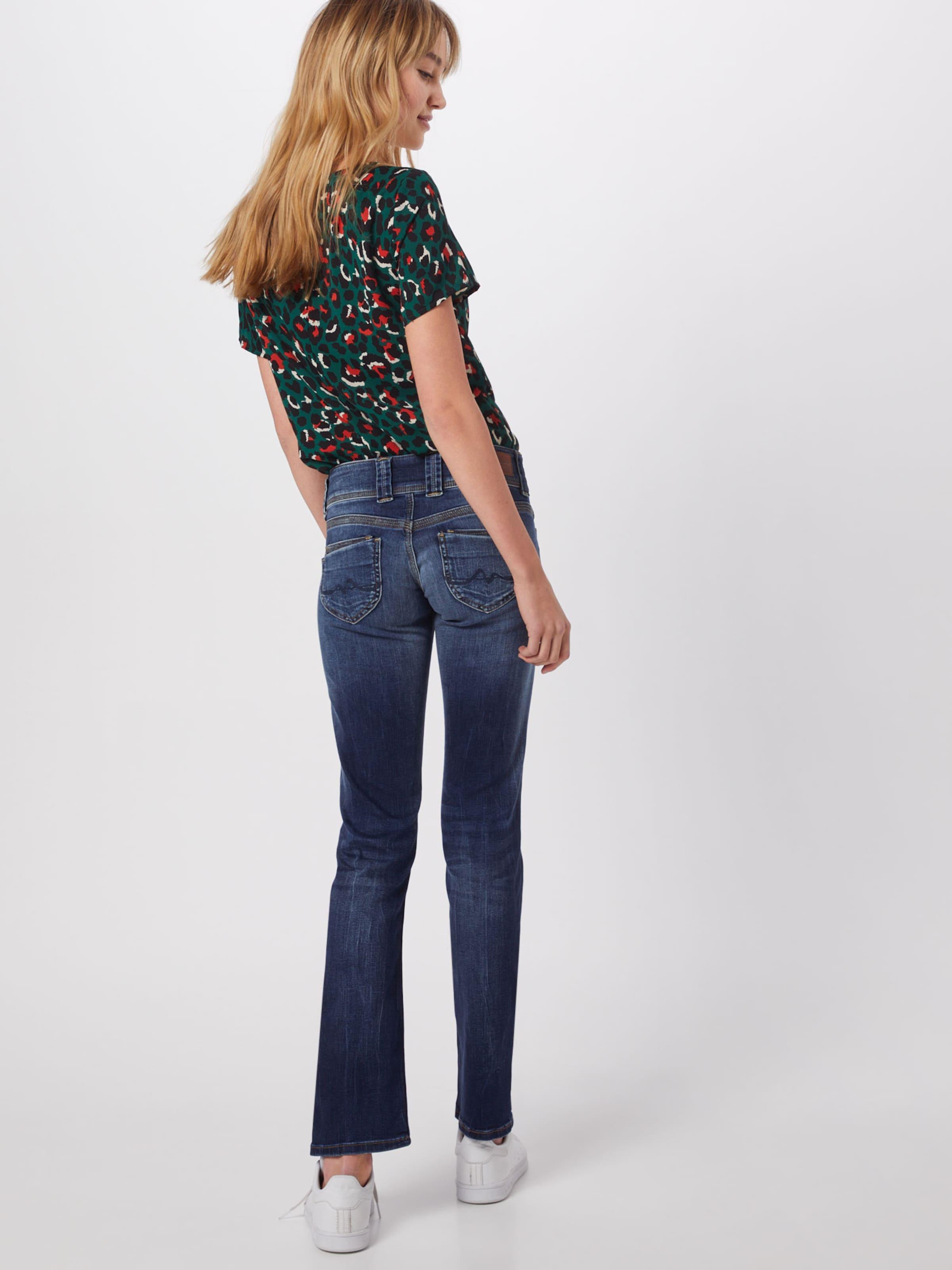 Pepe Jeans En Denim 'venus' Bleu Jean WH9beDY2EI