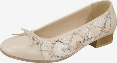 Lei by tessamino Ballerina 'Cecila' in creme, Produktansicht