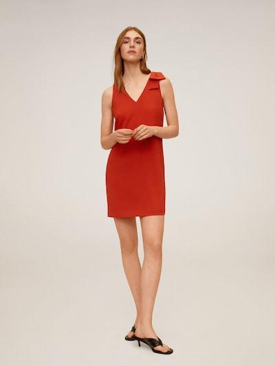 MANGO Kleid  'VESTIDO LAZO' in rot, Modelansicht