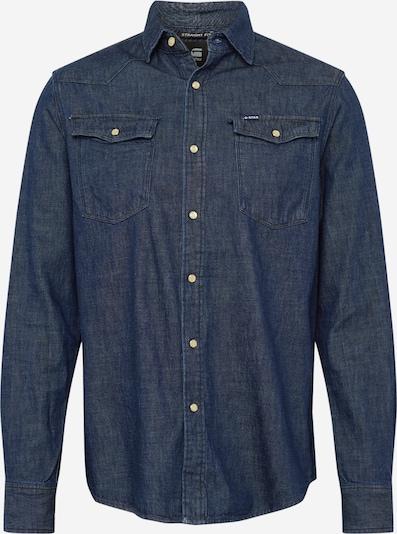 G-Star RAW Hemd '3301 in dunkelblau, Produktansicht