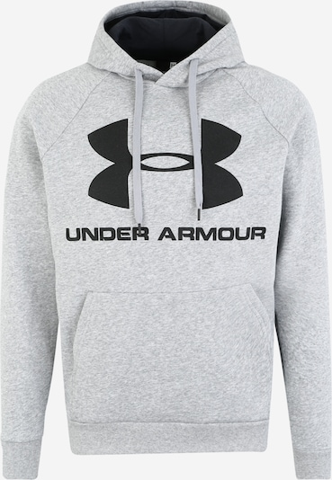 UNDER ARMOUR Sweatshirt  'RIVAL FLEECE SPORTSTYLE' in hellgrau, Produktansicht