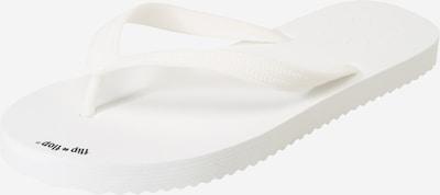 Infradito FLIP*FLOP di colore bianco, Visualizzazione prodotti