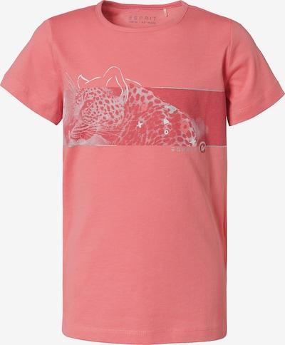 ESPRIT T-Shirt in koralle, Produktansicht